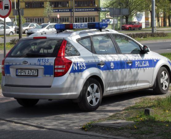 Policja Piotrków Trybunalski: Włamywacze wpadli na gorącym uczynku
