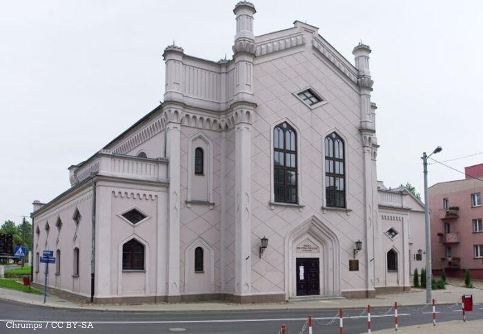 UM Piotrków Trybunalski: Kończymy remont Belzackiej